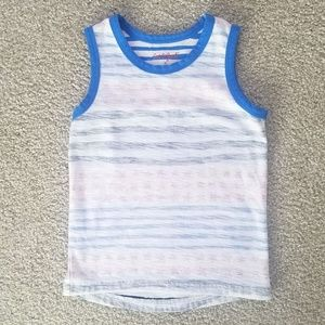 Cat & Jack 4th of July 3T Boys Tank Top